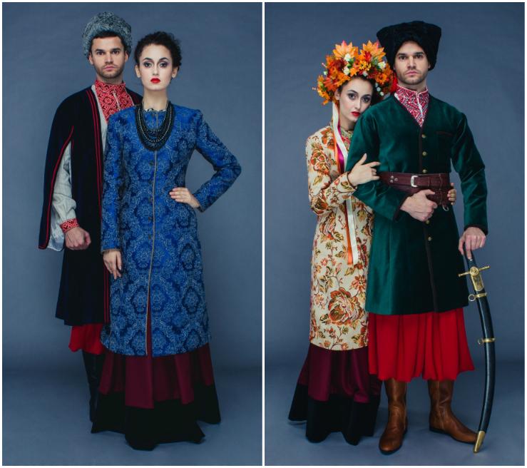 Отаман  одяг козацької старшини актуальний і сьогодні Мода «VAROSH» - у  ритмі твого міста 4c0493d61d4e8