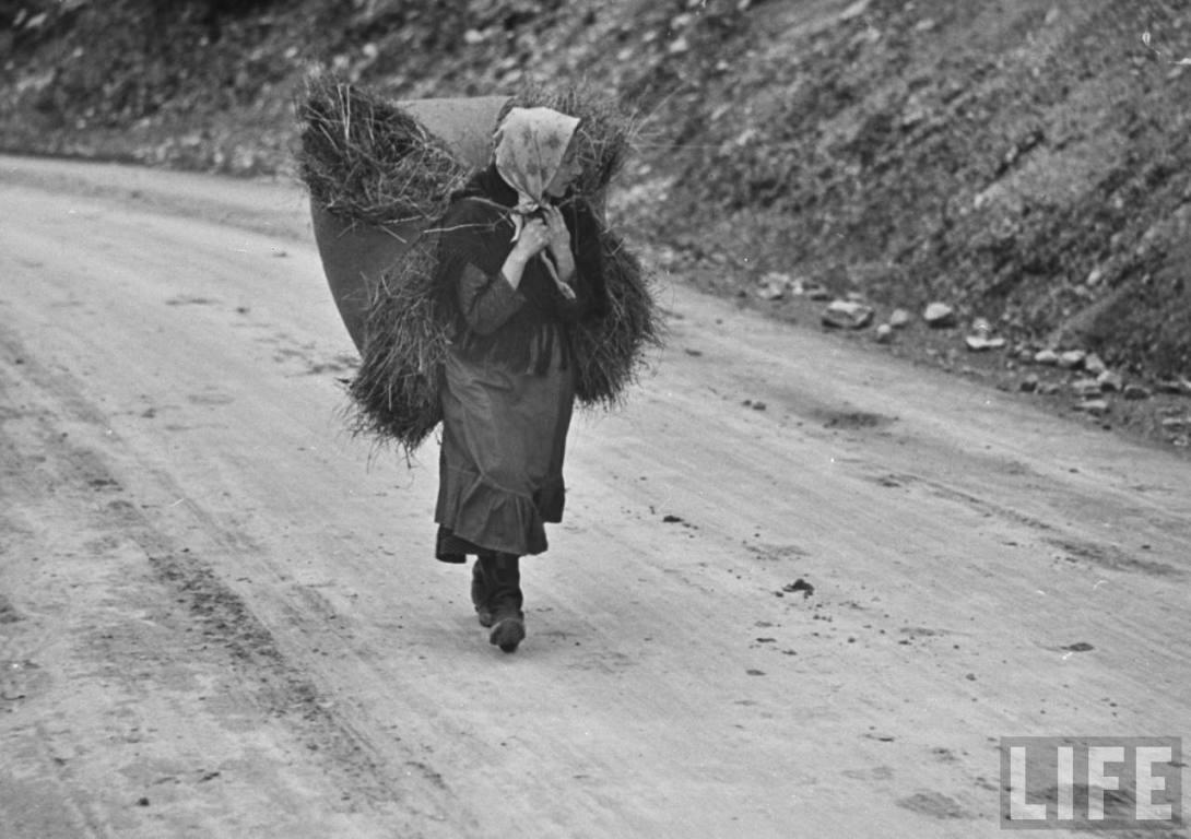 Єврейське гетто у Мукачеві, циганські родини Ужгорода та Мукачева на сторінках американського журналу LIFE (фото)