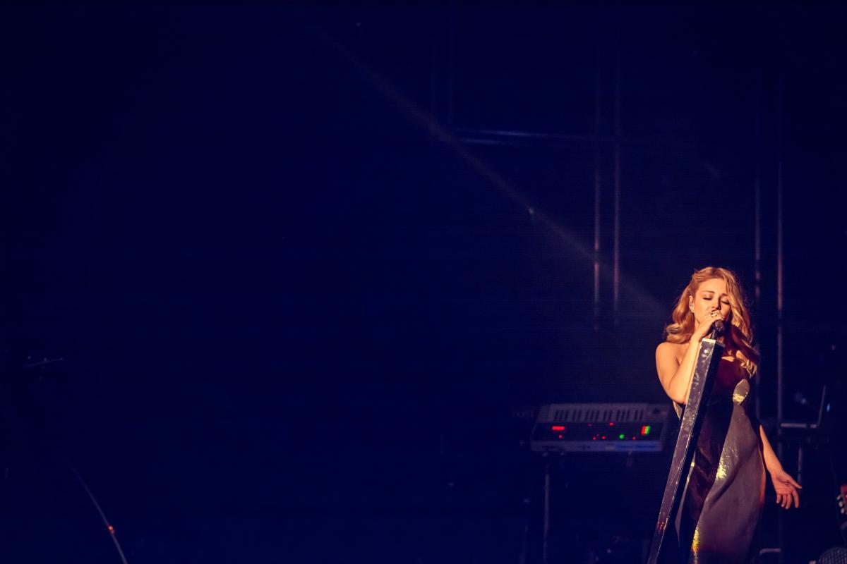 Тіна Кароль дасть в Ужгороді 2-й концерт, бо на перший уже квитків нема