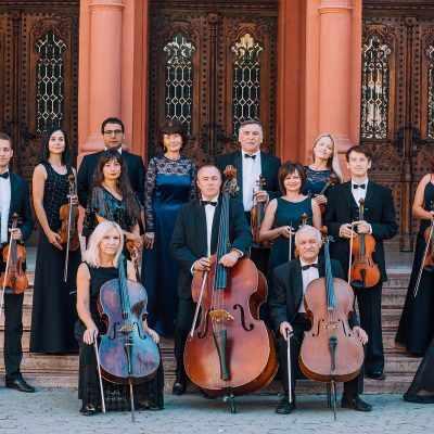Концерт ансамблю «Угорські мелодії»