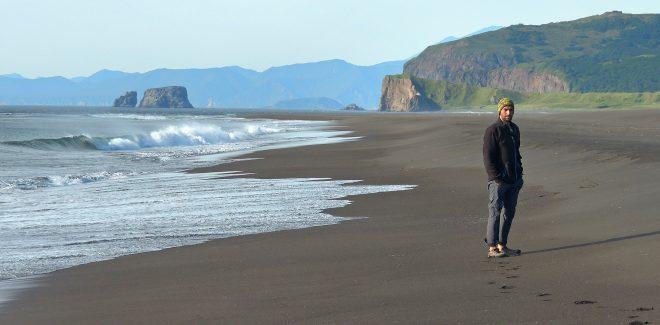 6.Камчатка,Тихий океан