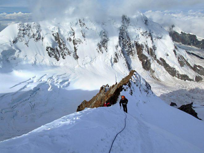 4.Горная система Альпы,Швейцария,г.Маттерхорн