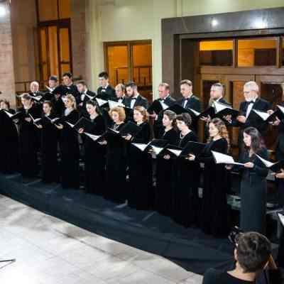 Концерт до дня Святого Миколая від хору Кантус