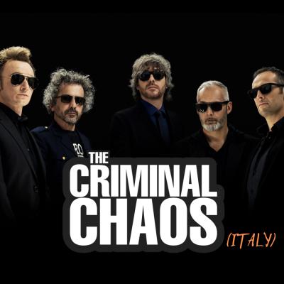 THE  CRIMINAL CHAOS (Italy)