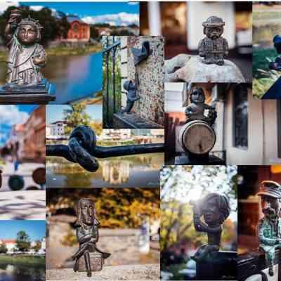 У фейсбуці проведуть ще дві онлайн-екскурсії про міні-скульптурки на Закарпатті, в Україні, по всьому світу