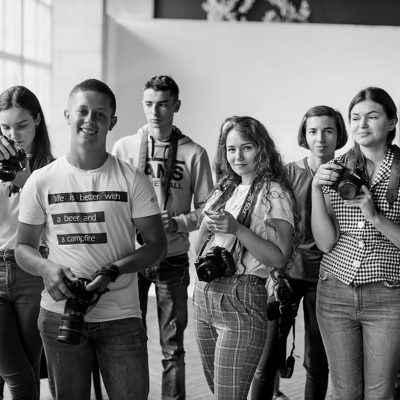 Професійна фотошкола для підлітків