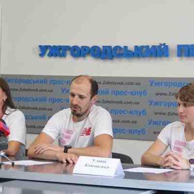 Ужгородські бігуни пробіжать 1000 км за 85 годин, аби встановити рекорд України