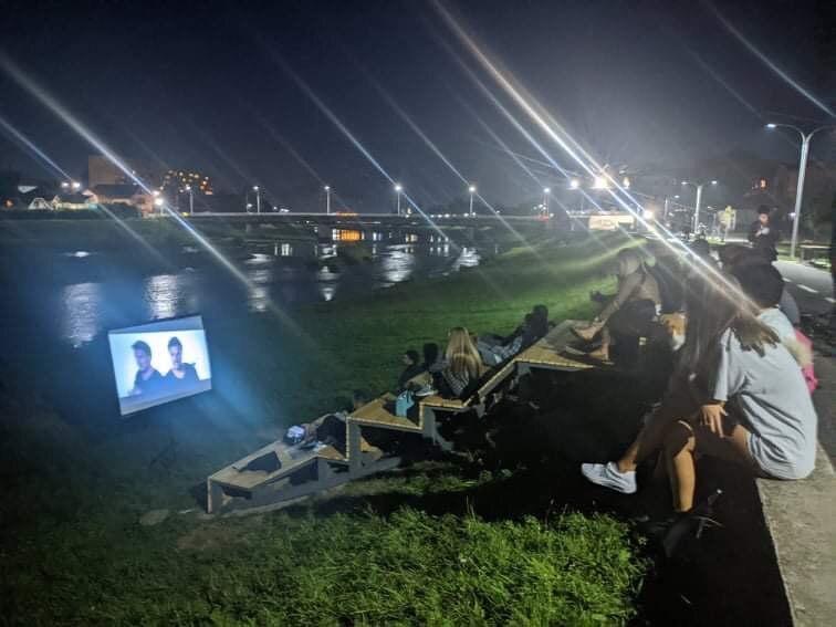 Як молоді архітектори за кошти мукачівців створили біля річки зону відпочинку (ФОТО), фото-3