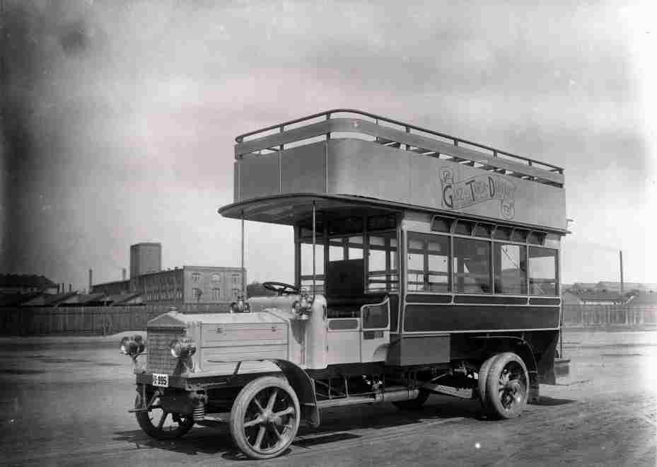 5 автобус угор 1916