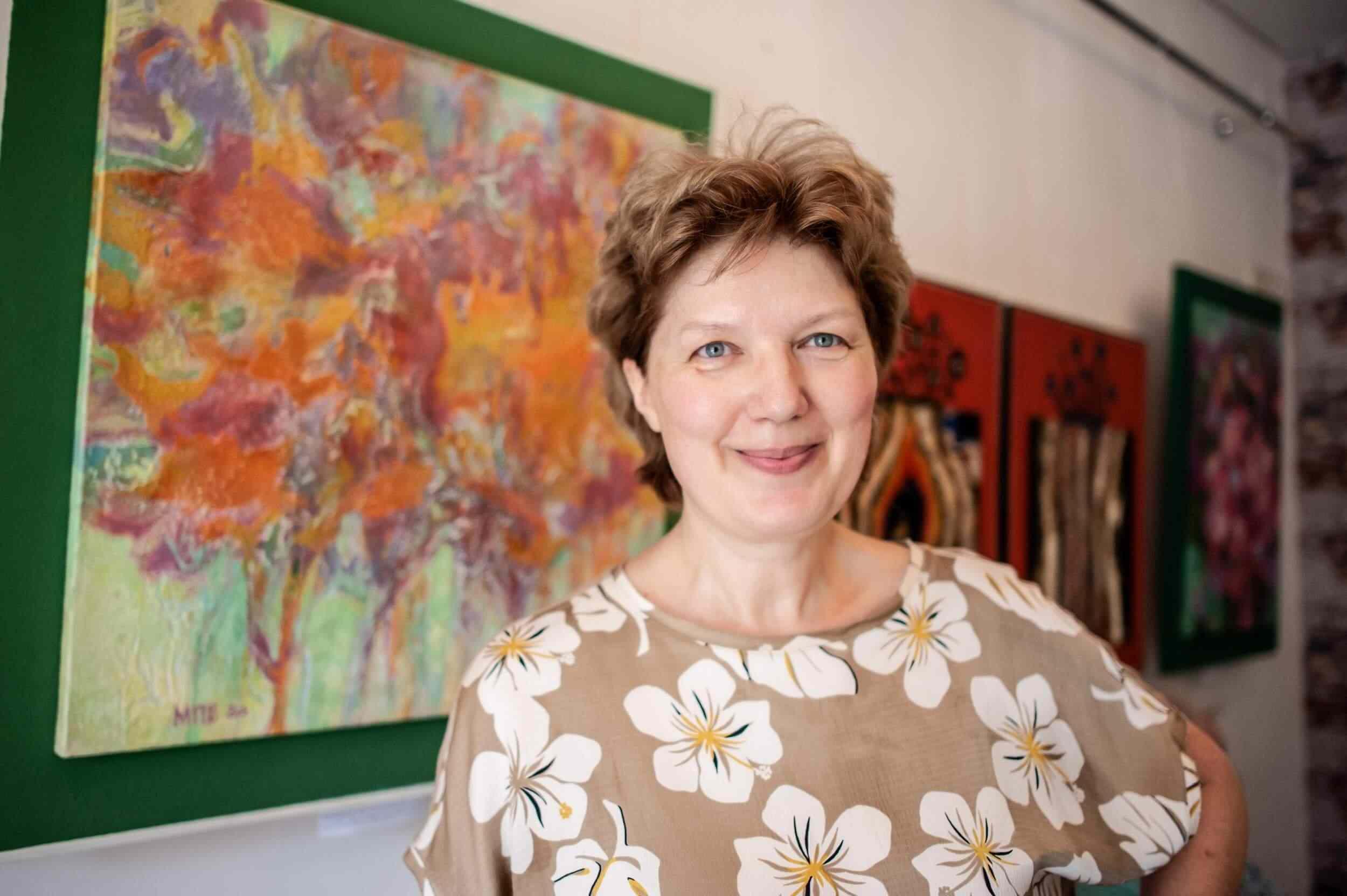 виставка Фіолєтово (11)